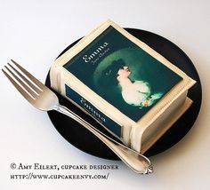 Jane Austen cake!