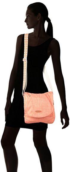 367709f1e2 Keen Brooklyn II Cross Hatch 1008351 Shoulder Bag,Hot Coral,One Size