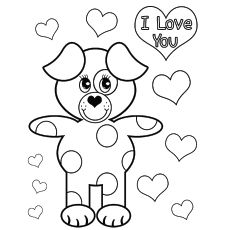 Heart Printable Coloring Pages Printable Coloring Pages