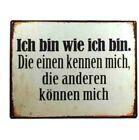 BLECHSCHILD Shabby Vintage WANDSCHILD ZUHAUSE Wandschild Dekoschild Motivation G 4260389091099 | eBay