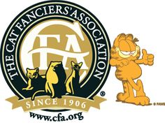 CFA - The Cat Fanciers Association Registered cattery name: RmplSlkSknz