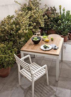 Hearst Home and LUI & LEI Table by Federica Ferrara for Il Giardino di Legno Italy