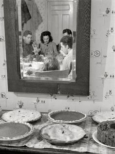 Thanksgiving 1940.