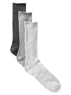 Crew socks (3-pack) | Gap
