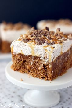 50+ non-pie Pumpkin Desserts » Lolly Jane