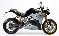 eva electric bike - Italian company Energica has created a new electric motorcycle, Eva, capable of going 124 miles on a single charge. It can reach 124mph!