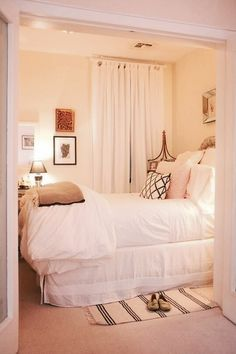 Big Bed Small Room 11 ways to squeeze a little extra storage out of a small bedroom