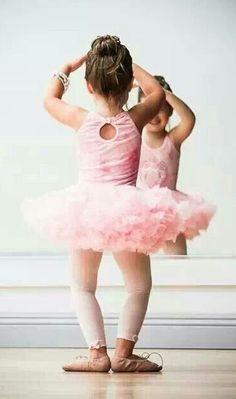 Ballet little ballerina