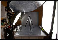 Product Photography Lighting Setup