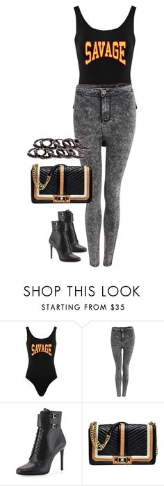 """""""Untitled #2925"""" by officialnat on Polyvore featuring Pilot, Prada, Rebecca Minkoff and Free Press"""