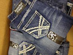 Want denim that fits?! RRC Denim @Diamond T Outfitters