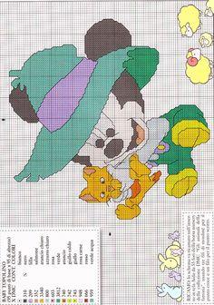 Disney, Cross Stitch, Roses, Punto De Cruz, Dots, Pink, Seed Stitch, Rose, Cross Stitches