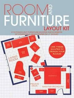 Room and Furniture Layout Kit by Muncie Hendler. Room and Furniture Layout Kit.