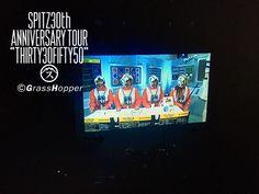 スピッツ結成30周年記念ツアー『SPITZ 30th ANNIVERSARY TOUR