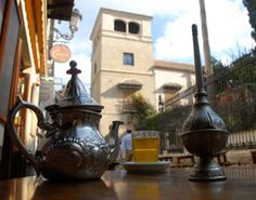 La Teteria tea shop/cafe - Malaga, Spain