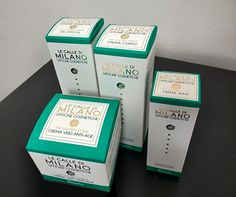 #Packaging Le Calle di Milano