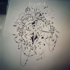 Disponible 18x14 cm Avant bras, biceps, dos, hanche, mollet ou tibia Infos, réservation -» insanitydoll@hotmail.fr #tattoos #tattooist #tattooartist #tattooflash #tattoosketch #dijon #compass #compasstattoo #peony #floraltattoo #cherryblossom #blackandwhite #blackwork
