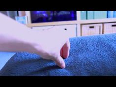 Scratching my host's textured blue couch like a bad kitty. ASMR http://www.youtube.com/missmindbuzz