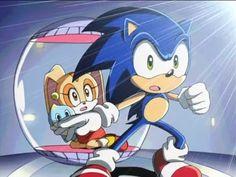 Sonic X primeira temporada (Dublado)  (Saga Station Square) Completo