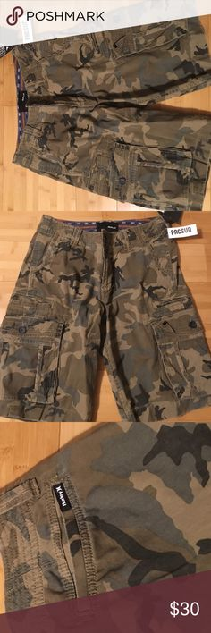 Men Shorts Hurley Product Exclusively at Pacsun Shorts PacSun Shorts
