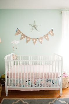 Newborn Camille and Her Sweet Nursery