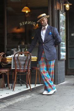 """Appropriately, his name was Dandy Wellington. from the photographer Brandon Stanton doing a project called """"Humans of New York"""""""