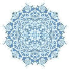 Mandala - zamów plakat, obraz, naklejkę lub fototapetę