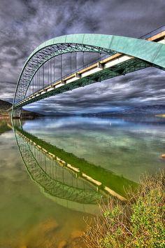 Roosevelt Bridge - Arizona   - Paul Gill