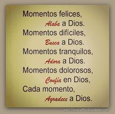 Quotes on Pinterest | Frases, Dios and Amor
