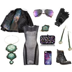 """Lost in Space"" by taviasanza on Polyvore"