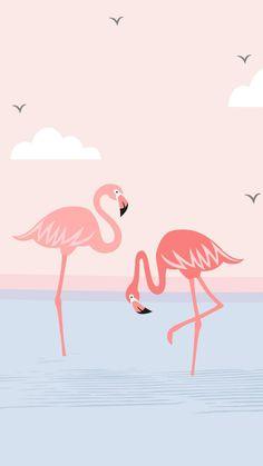 Flamingo Wallpaper, Movie Posters, Movies, Animals, Art, 2016 Movies, Animales, Films, Animaux