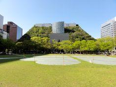 ACROS Fukuoka Step Garden, Japan