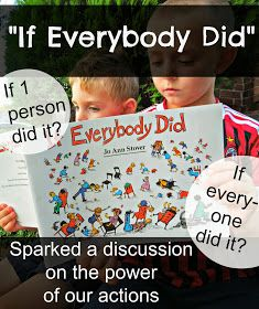 """Pennies of Time: """"If Everybody Did"""" a Book Discussion on the Power of Our Actions"""