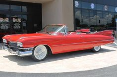 1959 Cadillac Series 62 Convertible..Re-pin...Brought to you by #CarInsurance at #HouseofInsurance in #Eugene, Oregon