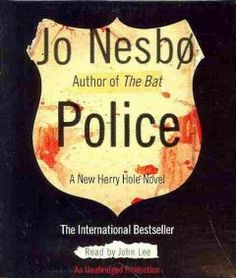 Police by Jo Nesbo.  Click the cover image to check out or request the mystery kindle.