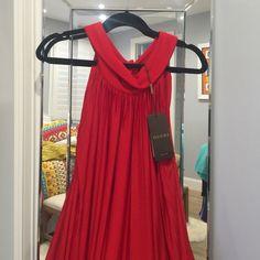 Brand new Gucci Dress Beautiful Red Gucci Dress New Gucci Dresses Midi