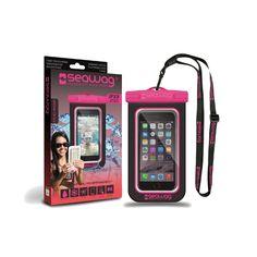 Seawag Pochette étanche smartphone Noir et Rose à 14,90 EUR sur lick.fr