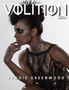 """""""Gold & Glitter"""" from Issue 7 of VOLITION featuring Mac Duggal!"""