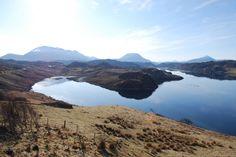 Scotland, Northern Most Sea Loch