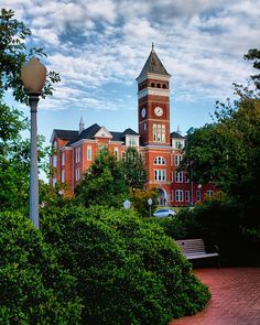 Tillman Hall, Clemson University, South Carolina