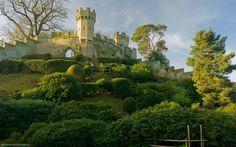 "livesunique: "" Warwick Castle, County town of Warwickshire, England """