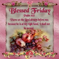Good Morning sister, and all,have a happy day,and a joyful weekend, God bless,take care and keep safe,xxx ❤❤❤💮💠💮