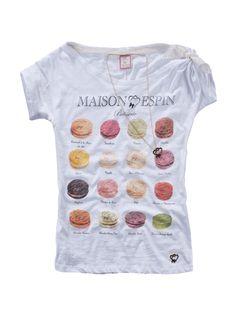 Macaron T-shirt from Maison Espin