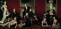 Nicole Kidman, Catherine Deneuve, Meryl Streep, Gwyneth Paltrow, Cate Blanchett, Kate Winslet, Vanessa Redgrave, Chloë Sevigny, Sophia Loren and Penélope Cruz