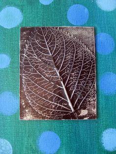 Cassie Stephens: Leaf Relief