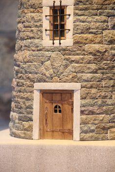 miniature stone lighthouse | by pedro davila66