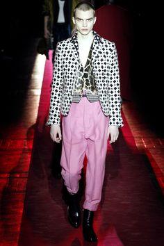 Haider Ackermann - Fall 2017 Menswear