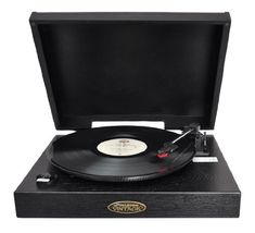 Pyle Home PVNTT1B Classic Retro USB-To-PC Phonograph/Turntable with Aux-Input Jack (Black) by Pyle. $97.00. From the Manufacturer                  The  Pyle PVNTT1B Classic Retro USB-To-PC Phonograph/Turntable with Aux-Input Jack (Black) Click here for a larger image  Classic and Elegant Design Click here for a larger image   Rear Ports: USB, AUX line-in, and RCA line-out Click here for a larger image   Accessories Included:  USB cable, audio-out cable, and driver ...