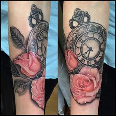 butterflies and clock tattoo drawings Locket Tattoos, Mom Tattoos, Trendy Tattoos, Tattoos For Guys, Girly Tattoos, Tatoos, Tattoo Women, Tattoos For Women, Pocket Watch Tattoos