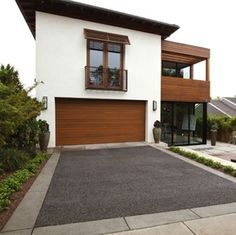 Pervious Concrete Driveway - Driveway Materials - 10 Popular Options to Welcome You Home - Bob Vila